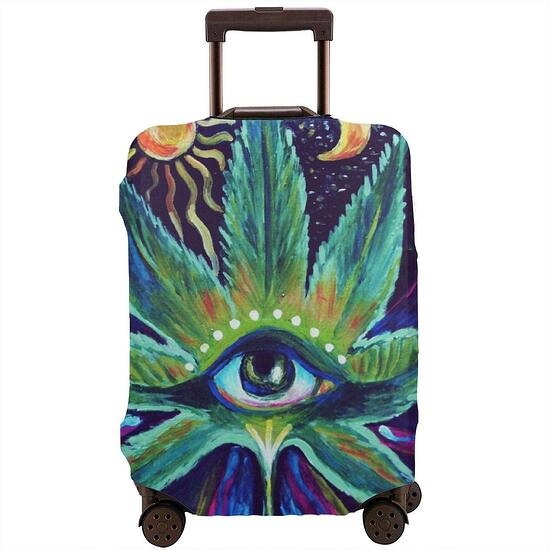 Cannabis Luggage - Third Eye