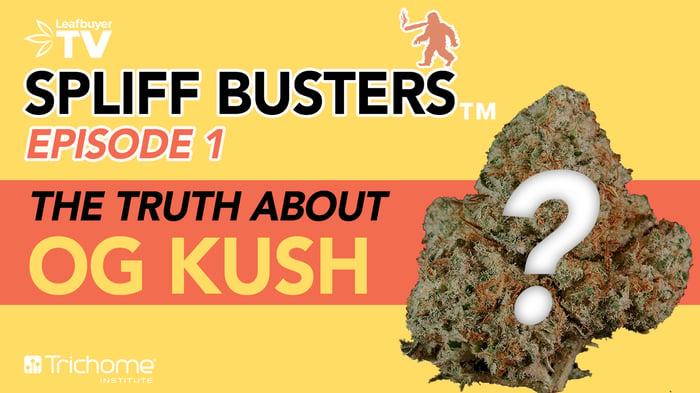 OG Kush Spliff Busters